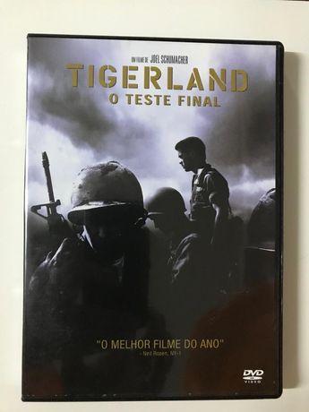 DVD Tigerland - O Teste Final