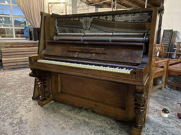 Немецкое пианино Эдвард Зайлер Ed.Seiler