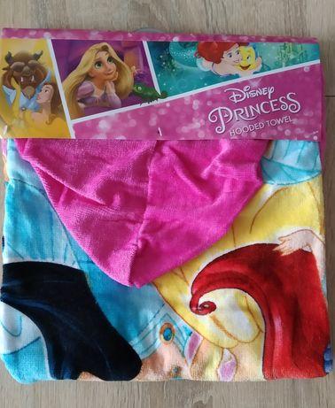 Пончо для девочки. Принцессы Дисней. Disney.