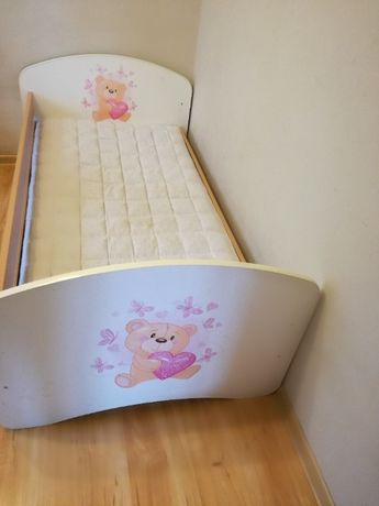 łóżko dziecięce 160x85 cm