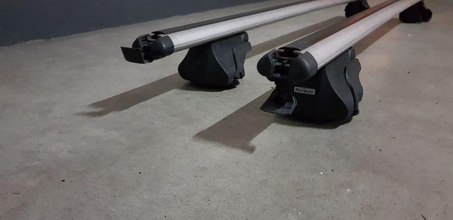 Barras de tejadilho para carrinha Passat, Audi A4, 320d touring