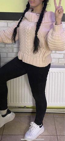 Продам свитер кофта H&M нежно - розовый