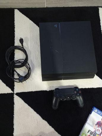 PS4 500gb C Jogos e Comando