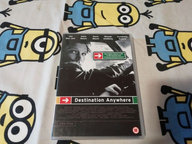 DVD Destination Anywhere