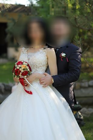 Свадебное платье в идеале
