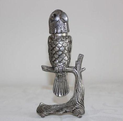 "Фигурка ""Птица на ветке"" (металл, Испания)"