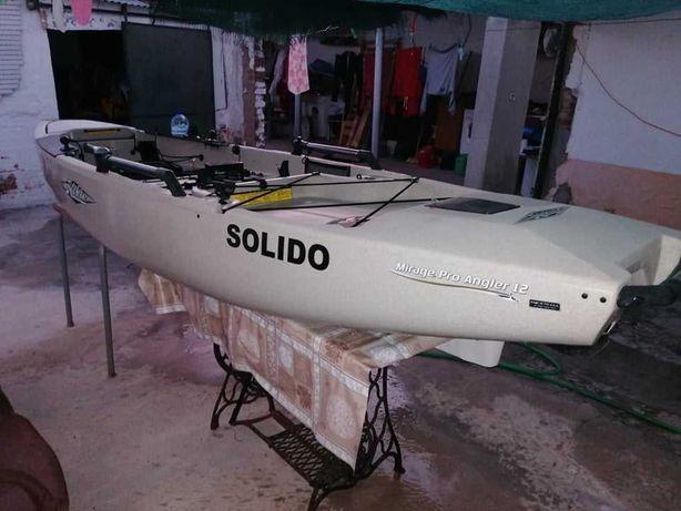 kayak  Hobie Mirage Pro Angler 12