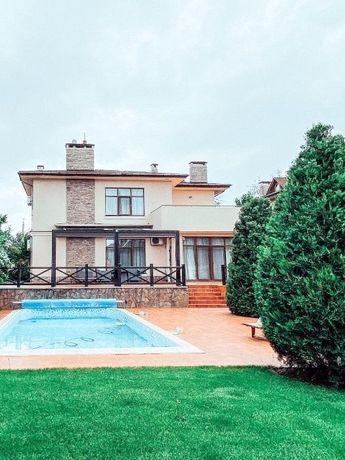 Дом с бассейном, Совиньон-2(№509)