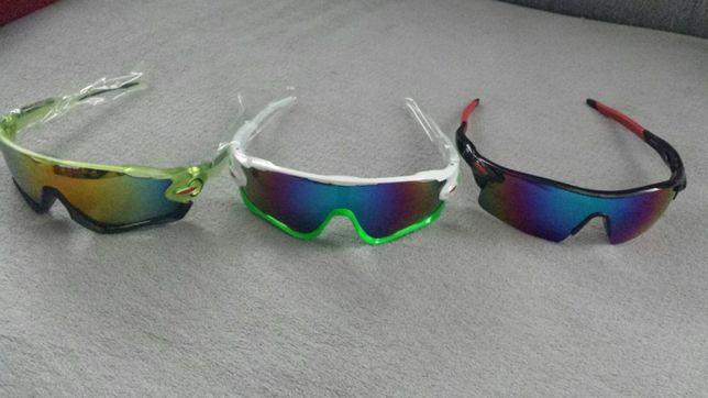 Okulary sportowe rower bieganie
