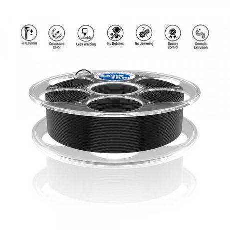 Filamento Azurefilm ABS+ - 1KG 1.75mm para impressora 3D