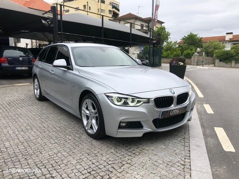 BMW 320 d Touring xDrive Pack M Auto