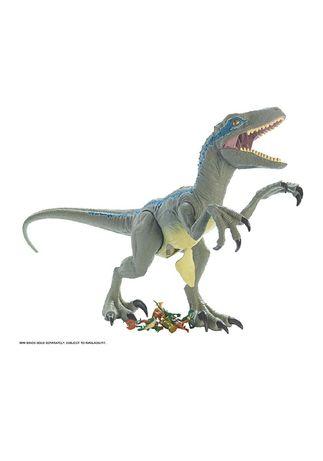 Jurassic world velociraptor метровий велоцираптор блу оригинал