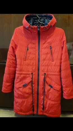 Пальто для девочки 11- 12 лет