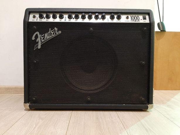 Wzmacniacz PIec Gitarowy Combo Gitarowe Fender ROC PRO 1000 Lampowy