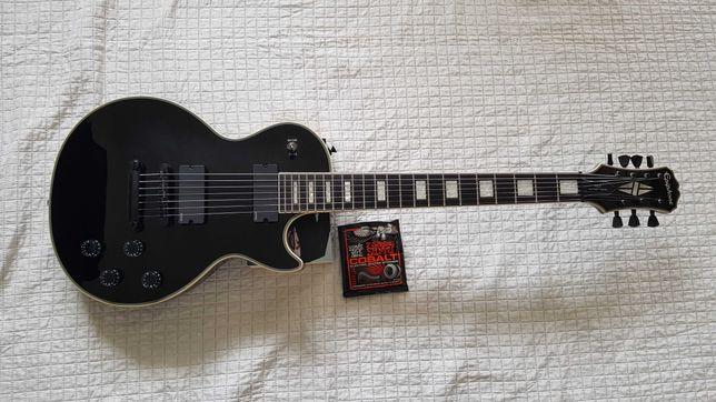Gitara elektryczna Epiphone Matt Heafy Les Paul Custom 7-string