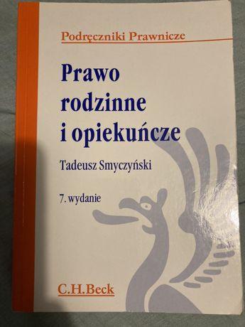 Prawo rodzinne i opiekuńcze Tadeusz Smyczyński