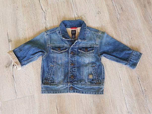 Kurtka jeansowa Baby GAP