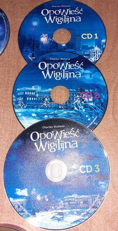 Opowieść wigilijna na płytach DVD