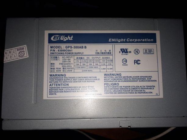 Блок питания: MODEL: GPS-300AB B