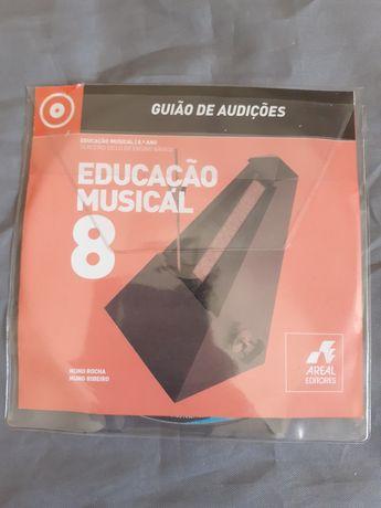 CD - educação  musical