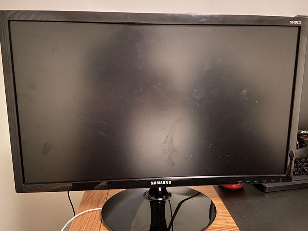 Monitor Sanmung Led s24d330