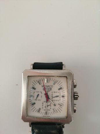 Relógio de marca Mónaco TAG Heuer