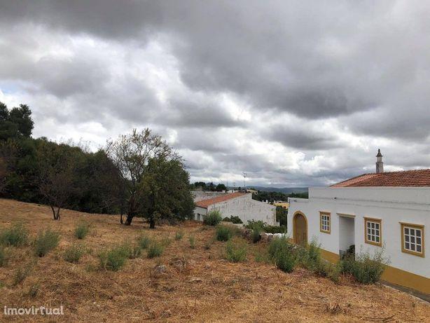 Terreno rústico em malha urbana, Salir, Algarve