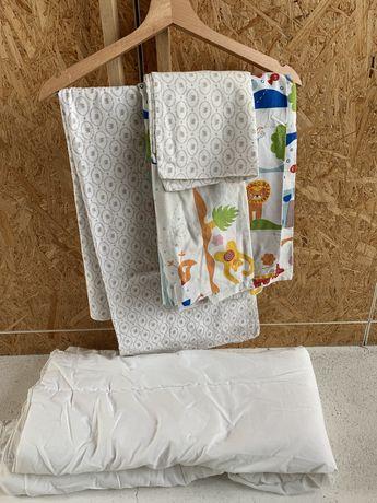 Kołderka+2 poszewki na kołdre+2poszewki na poduszke