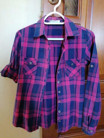 Продам рубашку  для девчонки