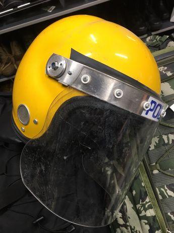 Шлем английской полиции,для байкеров