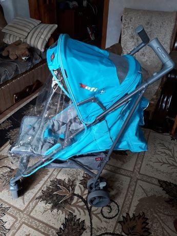 Продам коляску трость quattro nafi в отличном состоянии