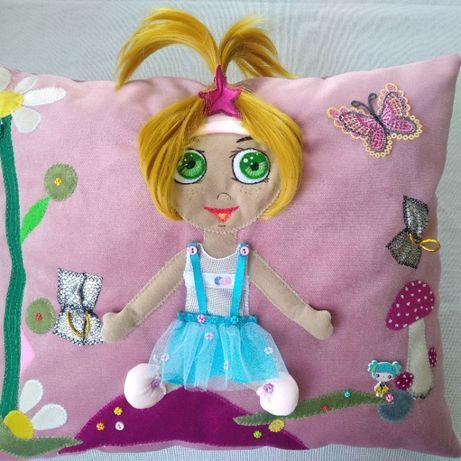 Кукла-Подушка с комплектов одежды (от 2 до 10 лет)