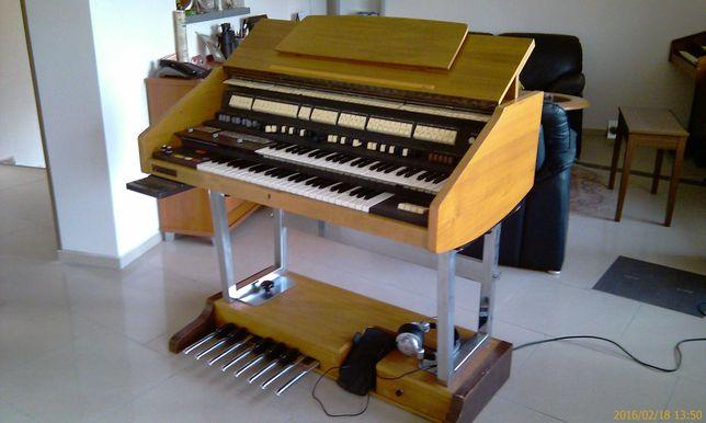 Organy Wersi.  Niemiecki Hammond
