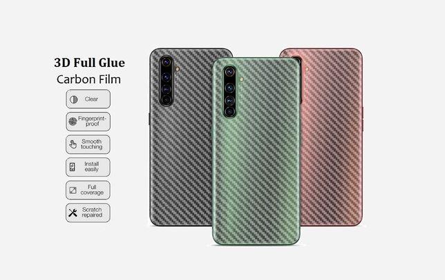 Карбоновая пленка Honor 9X 20 10i Note 10 9 8X Max Play V20 Pro Lite