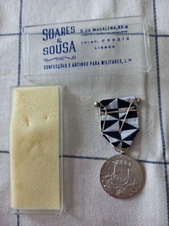 2 Medalhas Câmara de Lisboa