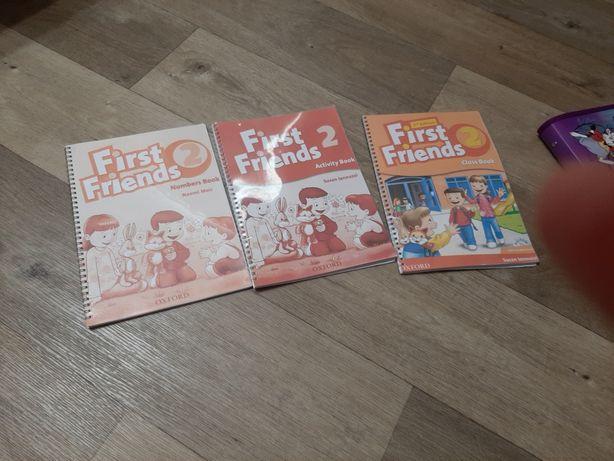 Книги для англійської мови First Friends