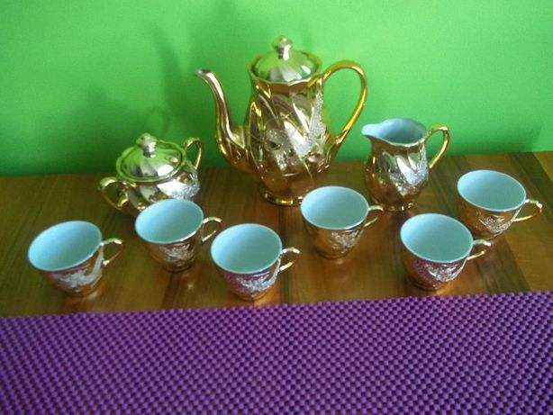 Porcelana. Serwis kawowy JAPAN YASHIKA.