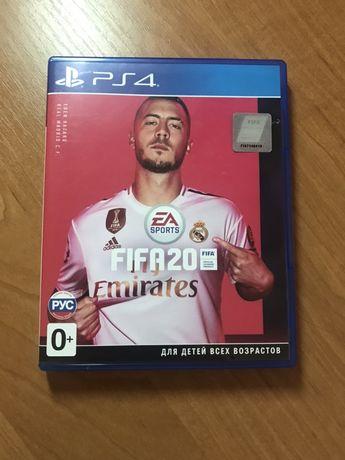 Продам диск для PlayStation4 Fifa20