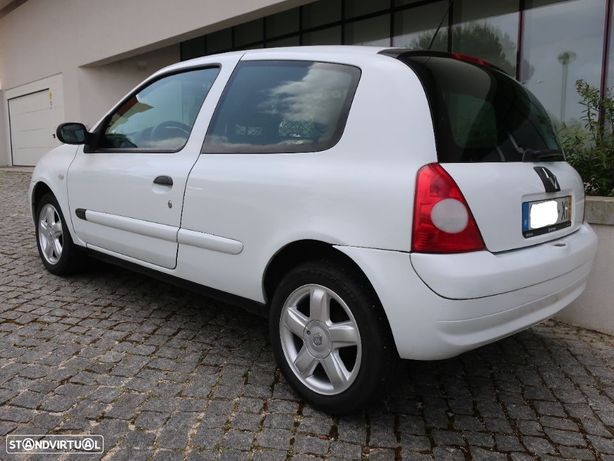 Renault Clio-1.5DCI (ESTOFOS EM PELE+JLL)