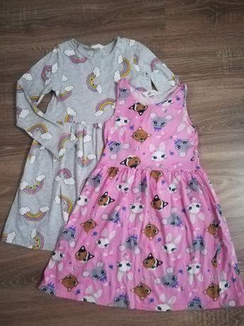 Фирменные платья H&M