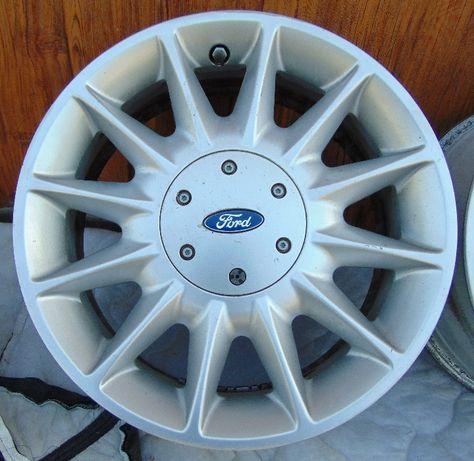 Ford 16x4x108 Focus Mondeo B-Max Fiesta VI Komplet Felg używanych