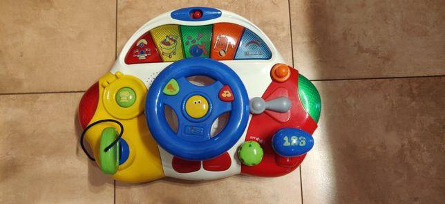 Zabawka edukacyjna interaktywna samochodzik CHICCO