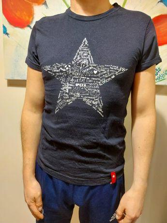Oficjalna koszulka czarna Rozmiar L Wisła Kraków