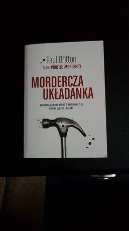 Morderca układanka Paul Britton