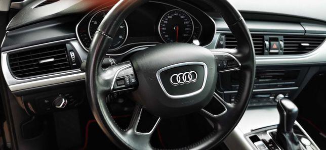 volante audi A6 2015