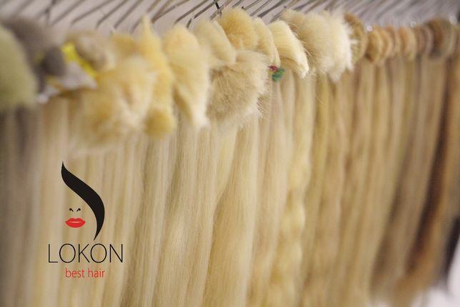 Честная цена! Продаю БЛОНД НАТУРАЛЬНЫЕ волосы для наращивания