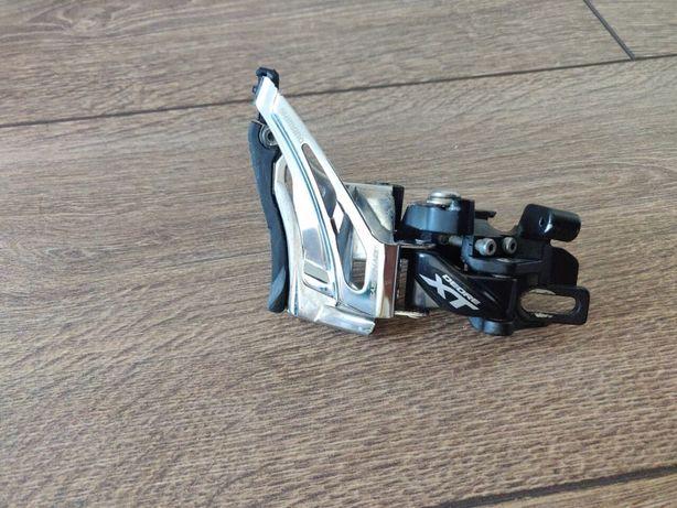 Переключатель і манетка XT FD-M8025-D direct mount m8000