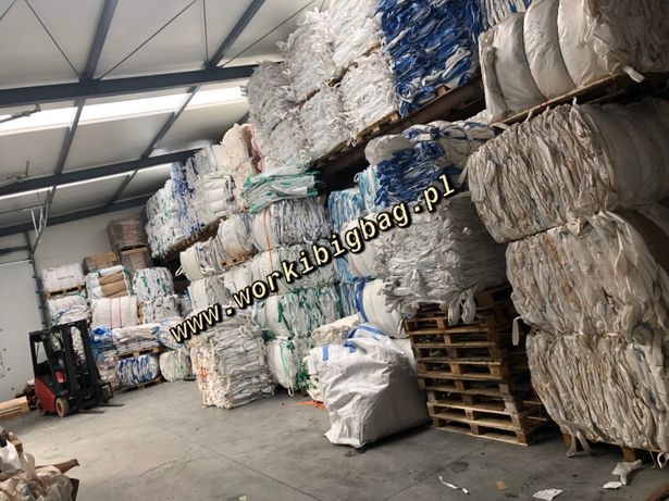Worki Big Bag Bagi 500kg 750kg 1000kg Gwarancja Jakości BigBag WYSYLKA