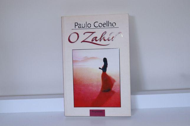 Livro Zahir de Paulo Coelho