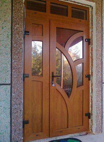 Вікна та Вхідні двері. Роллети та Секційні ворота Акція на Двері